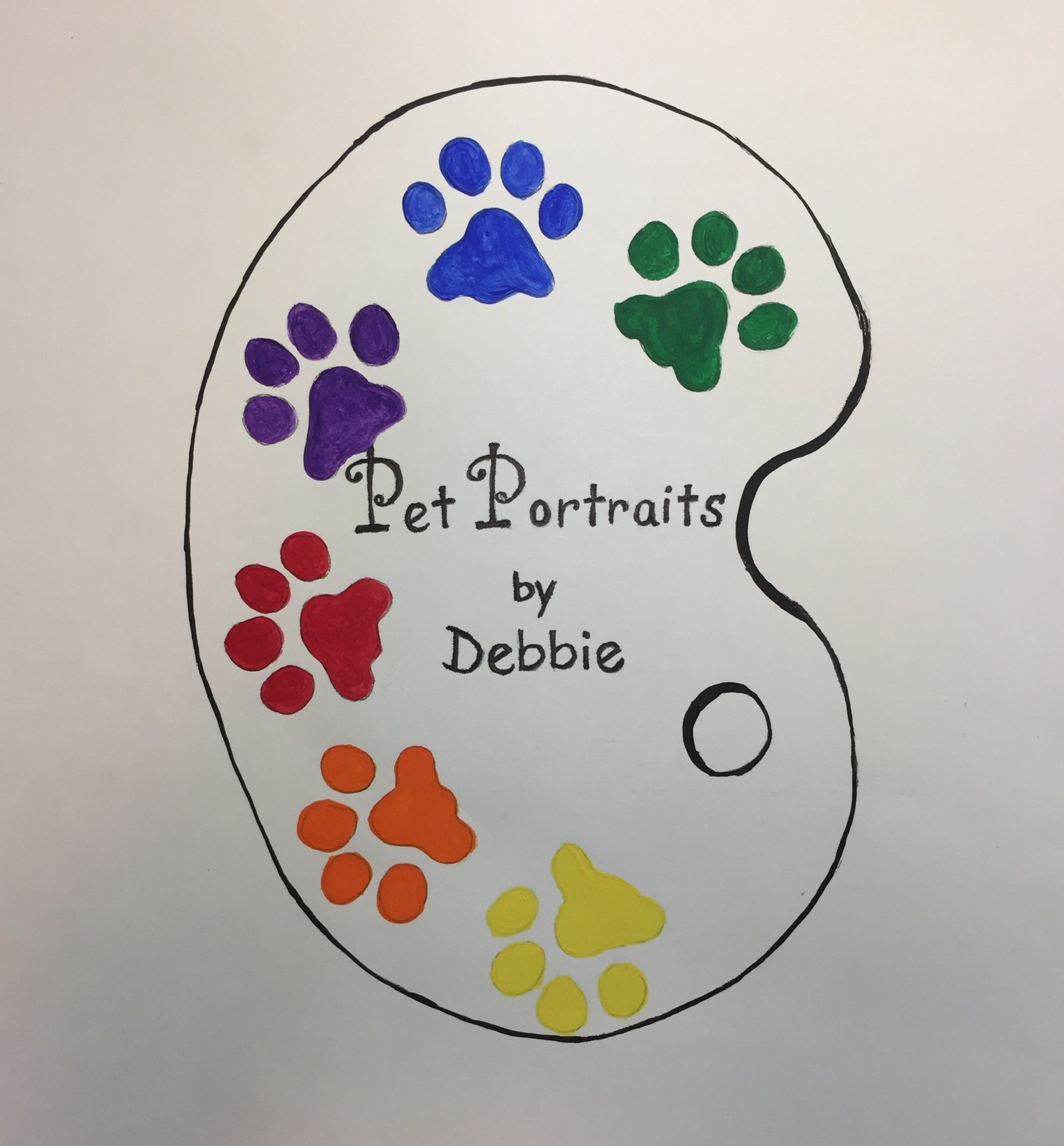Pet Portraits by Debbie
